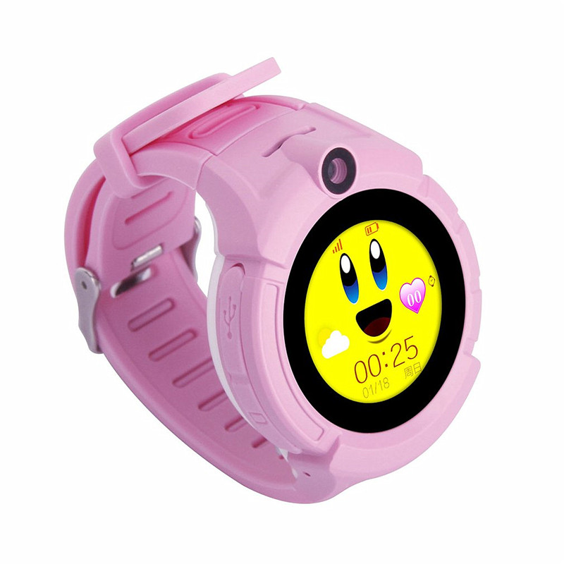 Watches Children Smart Watch Safe-keeper Sos Call Anti-lost Monitor Real Time Tracker Base Station Location Gps Watch Smartwatch For Kid