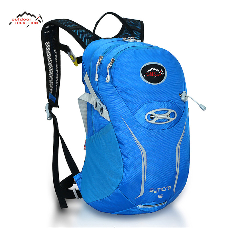 LOCAL LION Outdoor Couples Camping Rucksack Reflective Backpack Trekking Hiking Tourist Backpacks Cycling Climbing Bags outdoor sport bag local lion 5l camping backpack hiking riding climbing bags reflective multifunction bike cycling backpack