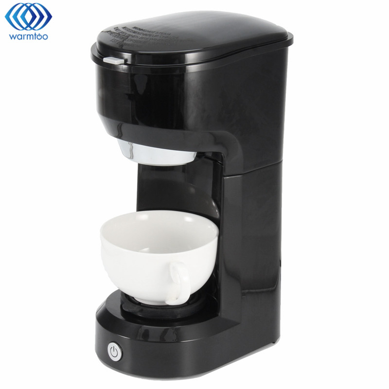 420ML Coffee Make Single Cup Universal KCUP Coffee Machine Hourglass Makers Drip Espresso Cappuccino Kitchen Office xeoleo mini coffee maker automatic single cup coffee machine drip american coffee with ceramic cup as gift automatic insulation