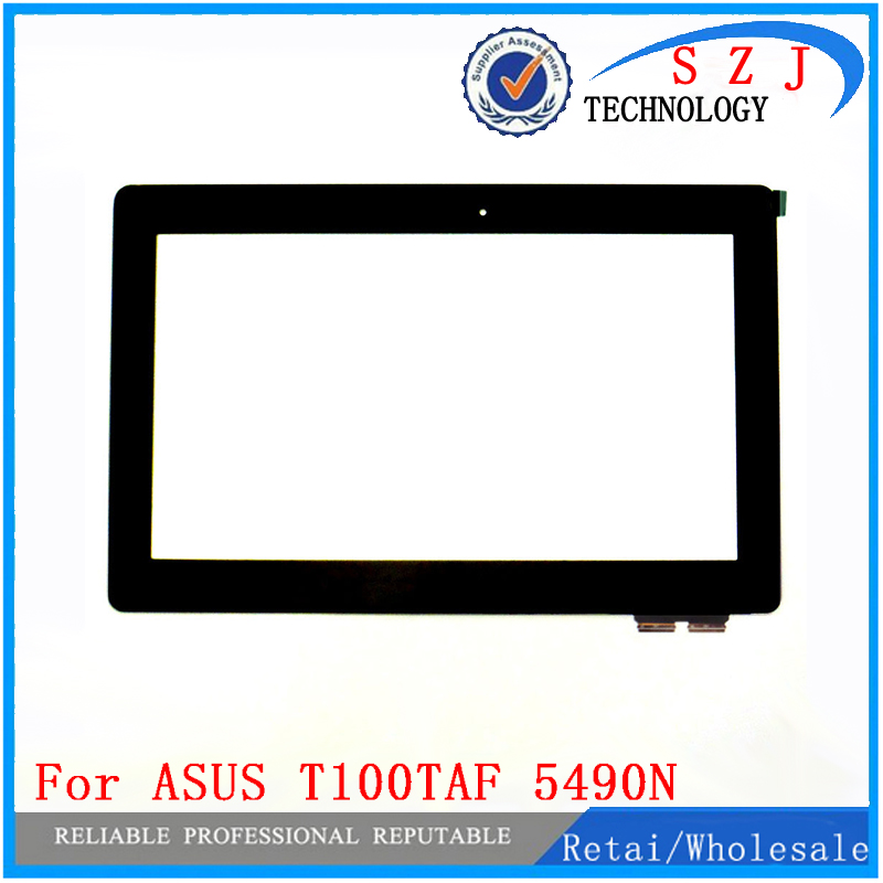 New 10.1 inch tablet pc Touch Screen Panel Digitizer Glass For Asus Transformer Book T100 T100TA JA-DA5490NB Free shipping new 10 1 inch case for asus eee pad transformer tf101 tablet touch screen panel digitizer glass lens replacement free shipping