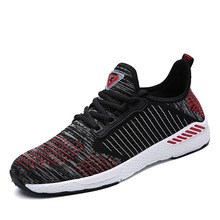skyaxmoto 2018 new High Quality Men Casual Shoes Spring Summer Unisex Light Weige Breathable Fashion Male Shoes Plus size 36-46