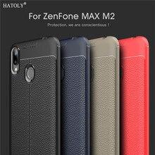 For Cover Asus Zenfone Max M2 ZB633KL Case Capas Silicon Leather Case For Asus Zenfone Max M2 ZB633KL Bumper Phone Case Funda сотовый телефон asus zenfone max m2 zb633kl 32gb black
