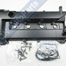 Крышка клапана головки цилиндра двигателя из алюминиевого сплава для Ford Focus MK2 Mondeo MK3