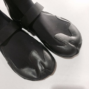 Image 3 - Neoprene Boots 3mm CR Rubber Shoes Surfing Diving Shoes