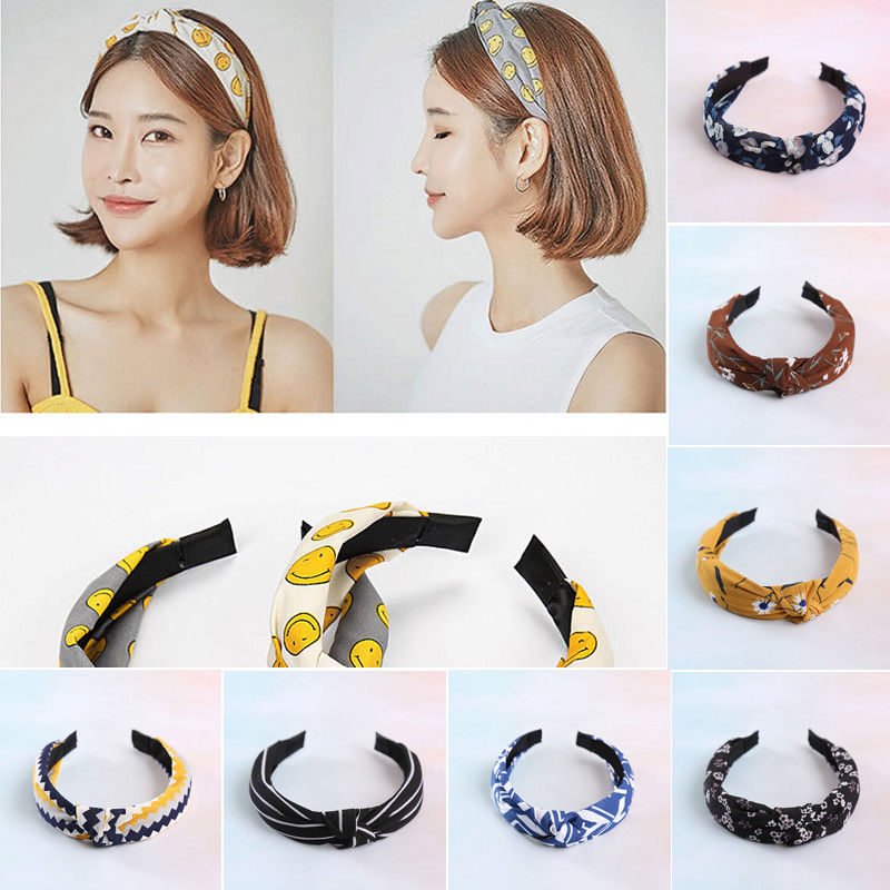 Apparel Accessories Girl's Accessories 2019 Fashion Fashion Knotted Glitter Hairband For Women Lady Wide Gold Black Stripe Headband Hair Hoop Headdress Headwrap Hair Accessories