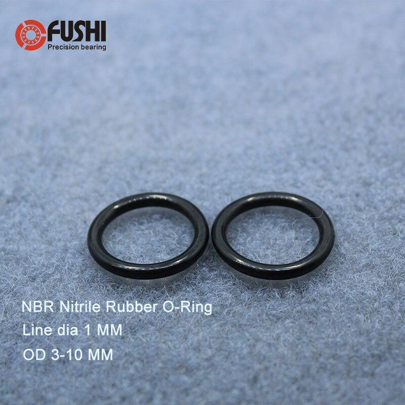 50x BS104 Viton 75 O/'Ring