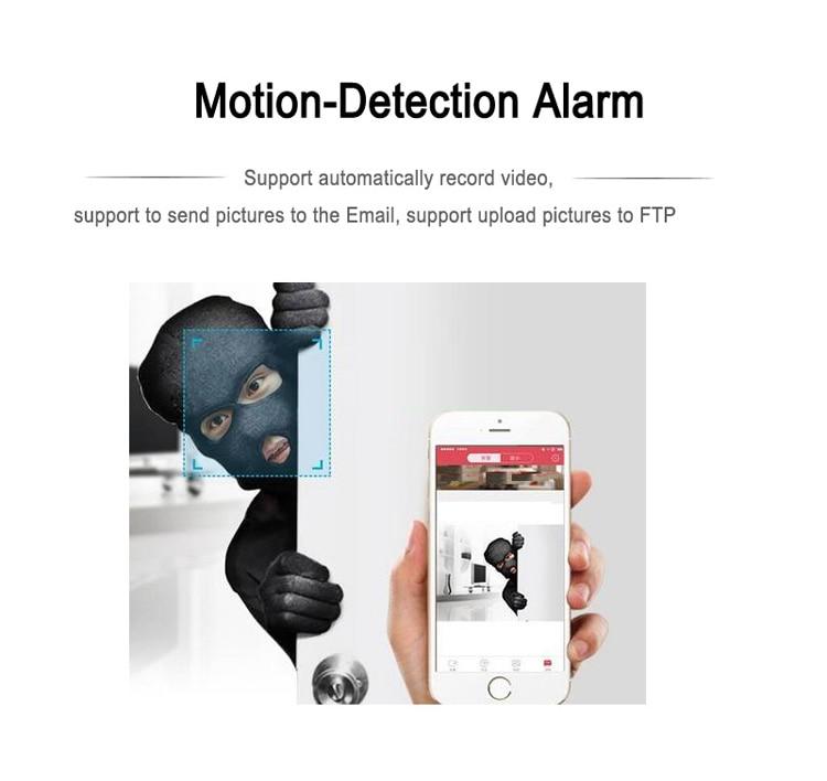 6 Motion-Detection Alarm