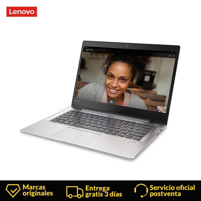 Ordinateur portable d'origine Lenovo Ideapad 520 S ordinateur portable 14 pouces ordinateur portable 7th intel Core i3-7130U 4 GB, RAM 128 GB gris SSD 1920x1080 résolution