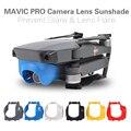 Sunnylife MAVIC PRO Lente de La Cámara Parasol Parasol Antideslumbrante Protector de Cámara Cardán para DJI Mavic Pro Drone