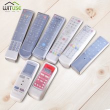 14 Sizes Silicone TV Remote Control Case Cover Video TV Set top Box Air Condition Dust