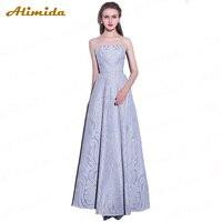 ALIMIDA 2 Parça Zarif Abiye 2018 Yeni Gelinlik Modelleri Attachable Şal Parti Elbise Kısa Ön Uzun Geri robe de soiree