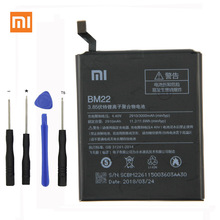 Xiaomi Original BM22 Phone battery For XiaoMi 5 Mi5 M5 Prime 2910mAh