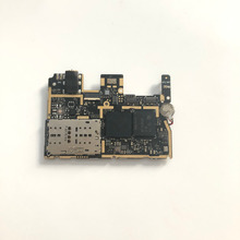 Used Mainboard 6G RAM+64G ROM Motherboard For UMIDIGI Z1 MTK MT6757 Octa-core 2.3GHz 5.5 inch 1920×1080 + Tracking Number