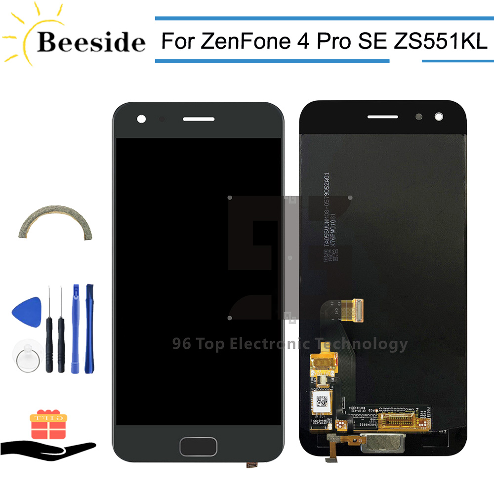 AA+ Quality LCD 5.5 For Asus ZenFone 4 Pro SE ZS551KL Z01G LCD Display Touch Screen Digitizer Assembly Replace Black / WhiteAA+ Quality LCD 5.5 For Asus ZenFone 4 Pro SE ZS551KL Z01G LCD Display Touch Screen Digitizer Assembly Replace Black / White