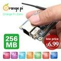 Orange Pi Нулевой H2 Quad Core с Открытым исходным кодом 256 МБ развития плата за Raspberry Pi