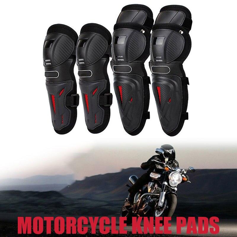 2019 4pcs Cycling Kneepad Warm Knee Motorcycle Elbow Pad for Pad Drop Shipping