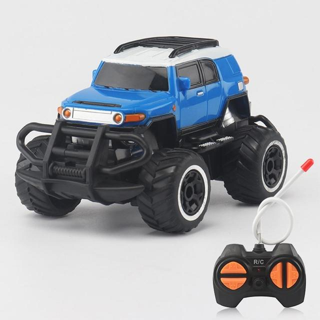 LeadingStar 1:43 Mini RC Cars Off-road 4 Channels Electric Vehicle Model Toys as Gifts for Kids remote control toys 3