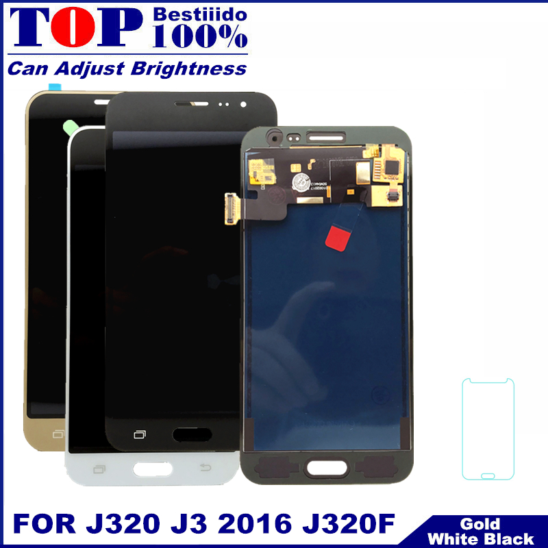 Bestiiido Replacement For Samsung Galaxy J3 2016 J320 J320F J320H LCD Display