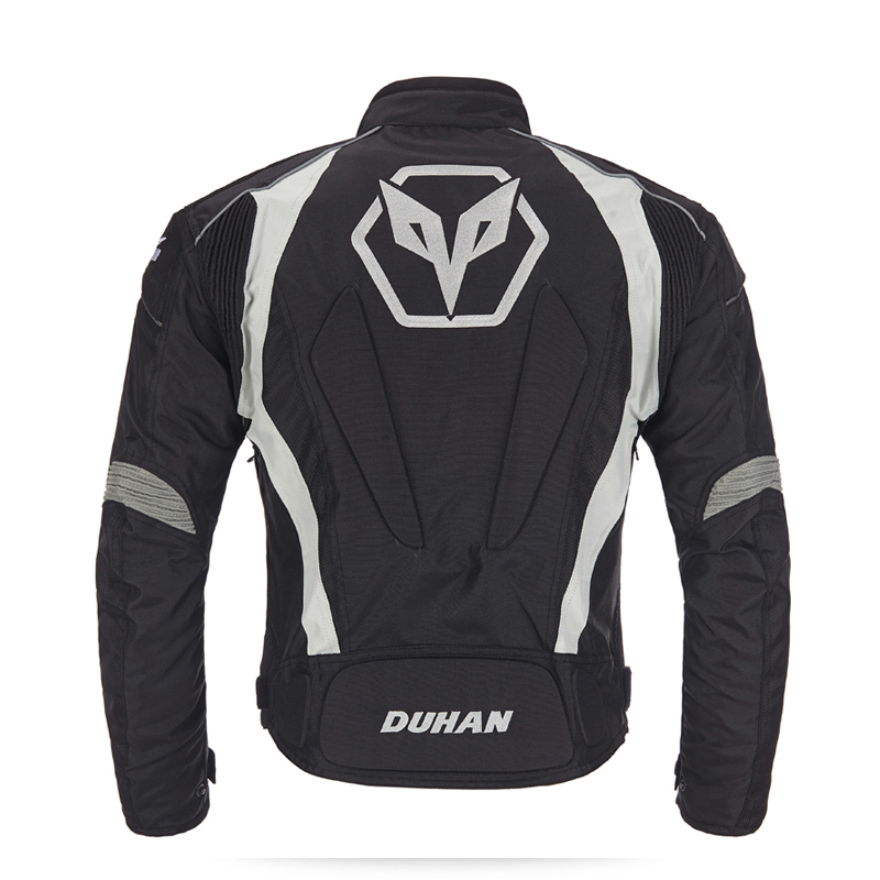 DUHAN Men Warm Racing Motorcycle Jacket Motocross Riding Jackets Clothing Breathable Protector Motorbike Clothing цены