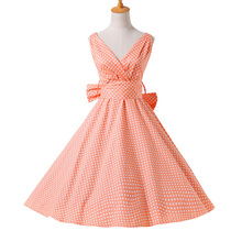 Belle Poque Womens Summer Dresses 2017 Women Maggie Tang 50s 60s Robe Vintage Retro Pin Up Swing Polka Dot Tea Rockabilly Dress