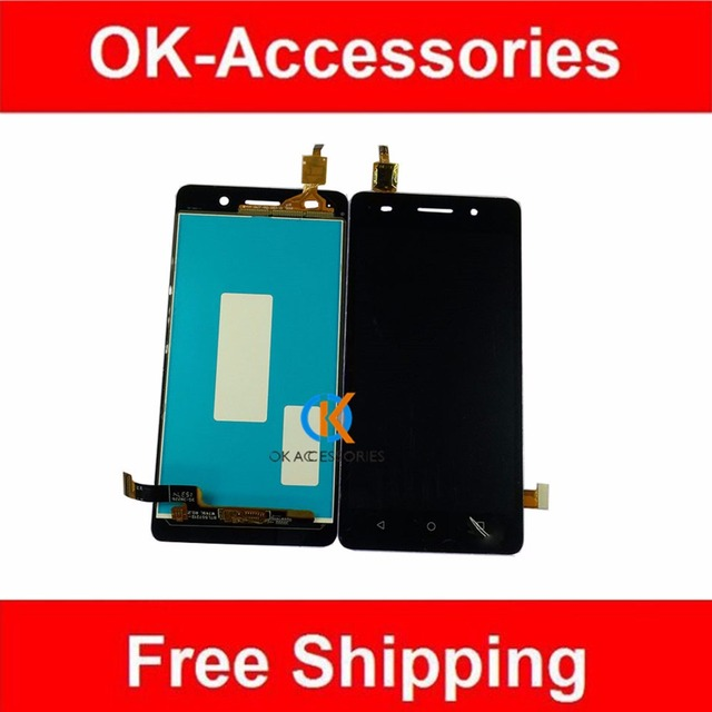 Black White Gold Color For Huawei Honor 4C G Play mini LCD Display+Touch Screen Digitizer Assembly 1PC/Lot