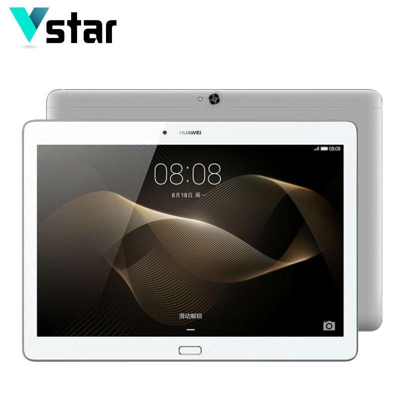 Original Huawei Mediapad M2 10.0 64GB Tablets PC GPS Android 10.1 inch 3GB RAM Kirin 930 Octa Core 13MP Camera