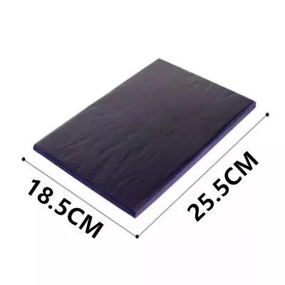16K Blue Carbon Paper Double-sided Blue 25.5*18.5cm 100pcs/pack