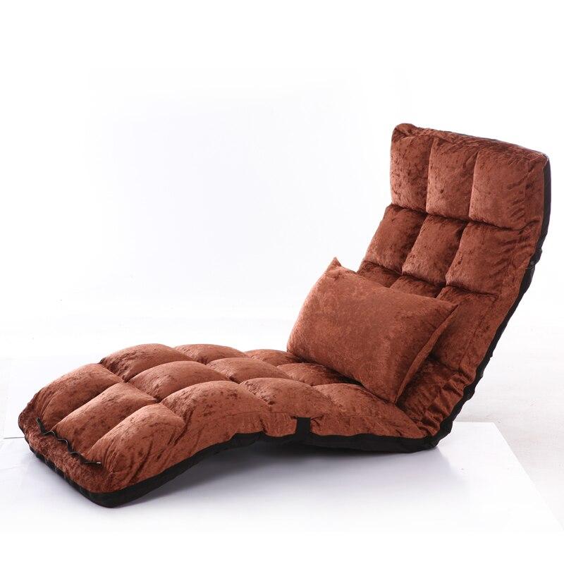 modern foldable reclining floor sofa bed living room furnitu