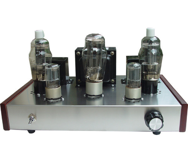 2017 new diy kit fu25 6n8p class a vacuum tube amplifier kit tube amp 10w 10w in amplifier from. Black Bedroom Furniture Sets. Home Design Ideas