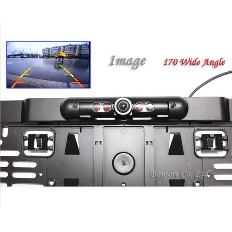 Topdan !! İR led işıqlı yeni avtomobil nömrəli kamera Arxa - Avtomobil daxili aksesuarları - Fotoqrafiya 4