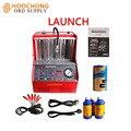 Launch cnc602a limpiador de inyectores y probador con el panel de inglés