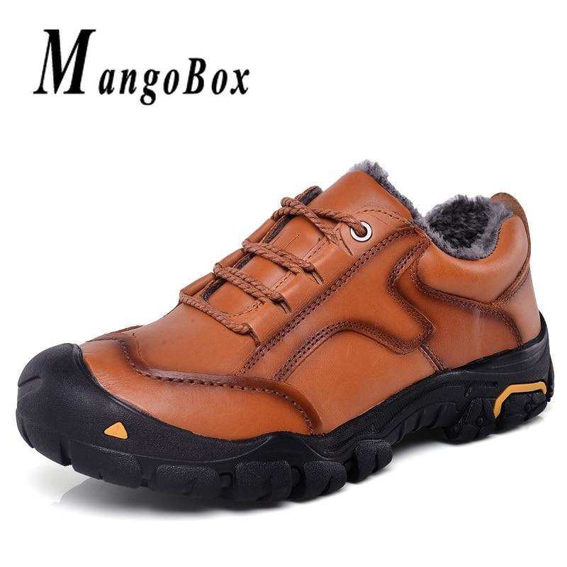 Masculino Pele Fur brown Sapatos Calçado Ata 48 38 Couro Tamanho Inverno Black Mens Marrom Fur Genuíno Grande Homem Livre Ar Acima De Preto Ao Casuais Homens xwS11