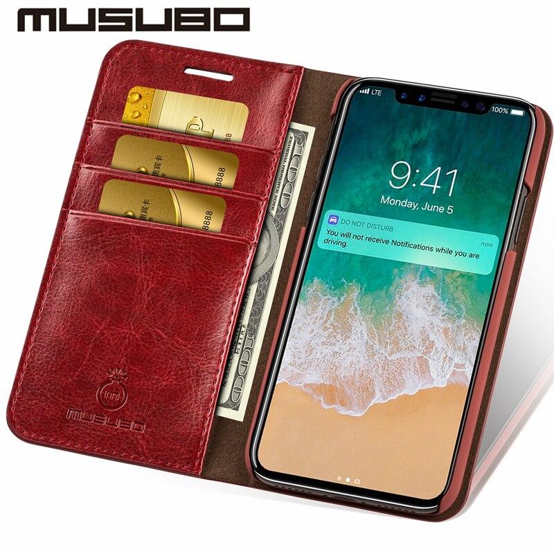 Musubo Kulit Telepon Kasus Cover Untuk iPhone 8 Ditambah 5 5 s SE - Aksesori dan suku cadang ponsel - Foto 3