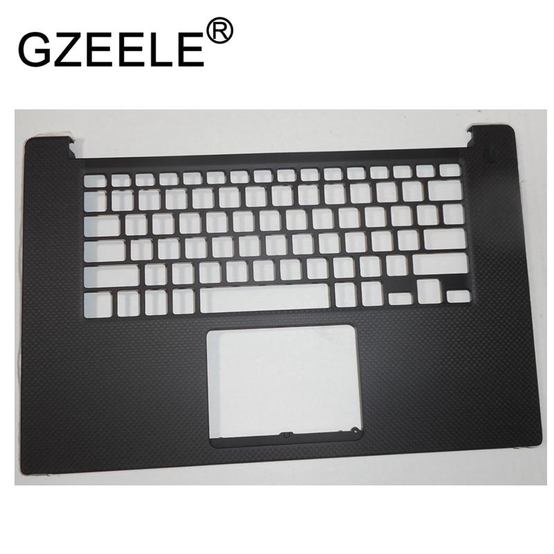 GZEELE Palmrest For DELL XPS 15 9560 Precision 5520 P56F no touchpad AQ1U1000101 0Y2F9N keyboard bezel upper case laptop cover gzeele new for dell precision m4800 laptop palmrest without touchpad assembly upper case keyboard bezel