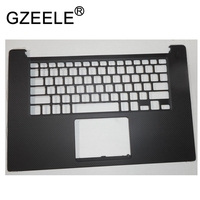 GZEELE Palmrest For DELL XPS 15 9560 Precision 5520 P56F no touchpad AQ1U1000101 0Y2F9N keyboard bezel upper case laptop cover