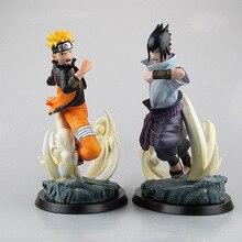 27 cm Naruto / Sasuke PVC Action Figure