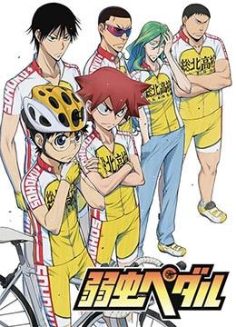 《飙速宅男 第一季》2013年日本动画,运动动漫在线观看