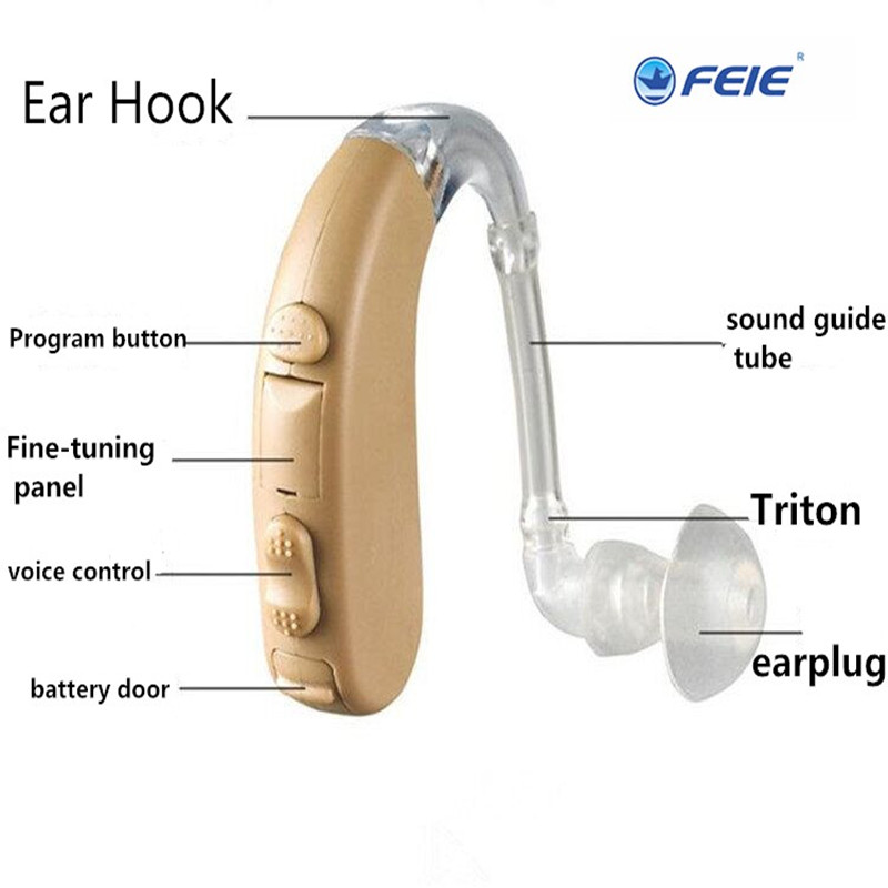 Super Mini Size Sound Enhancer Behind Ear Digital Chip Hearing Aid s-303 Acousticon Ear Aid free shipping devices for hearing mini digital hearing aid voice recorder minds aparelho auditivo 6 canais s 16a free shipping