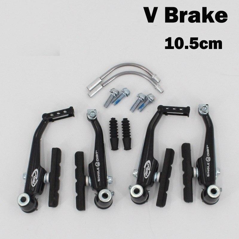 Mini V brake BMX Road bike MTB mountain clamp AVID SD3 bicycle parts free shipping