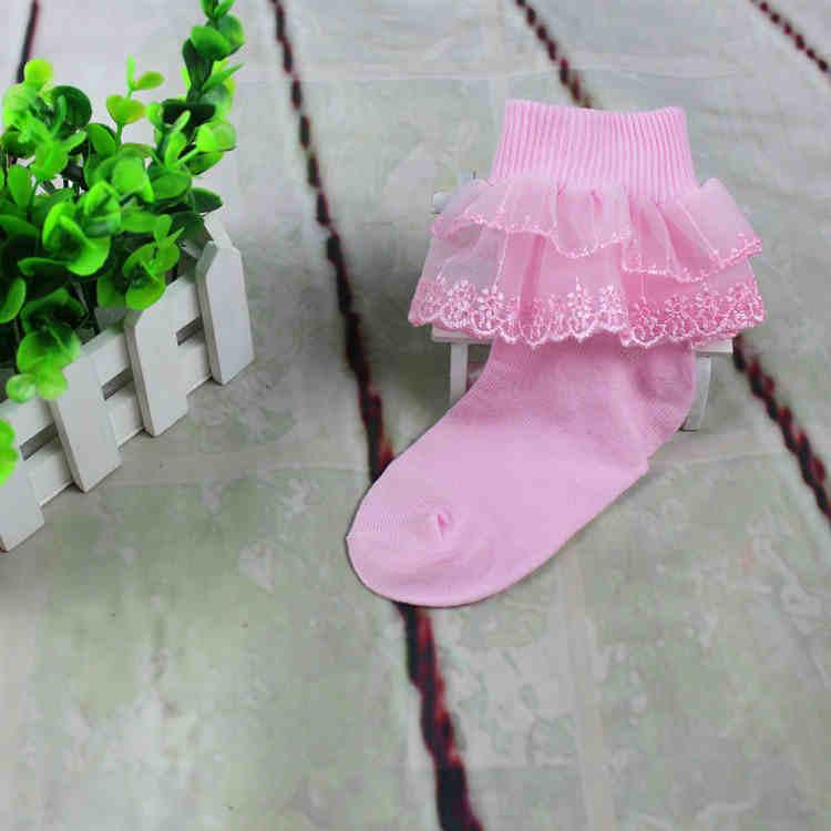 New lace Lace Meias Socks cotton socks ballet socks creative love small fresh socks 5227