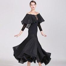 Бальное платье Женская Одежда для танцев бальное Вальс платье Румба Костюмы Одежда для бальных танцев испанское танцевальное платье Платье Фламенко