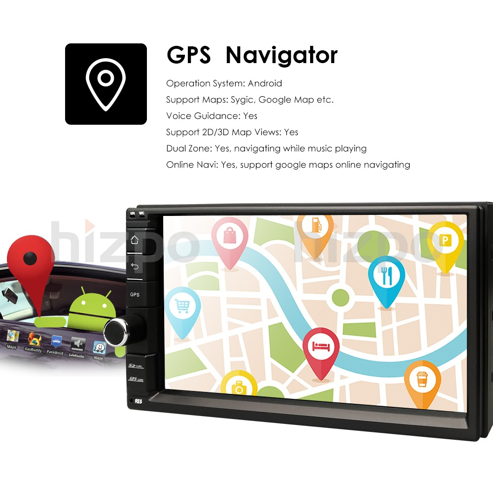GPS Android GB DVD 17