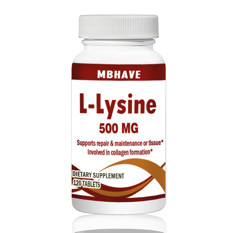 Lysine 500mg L Lysine Llysine Cold Health Sores Supplement