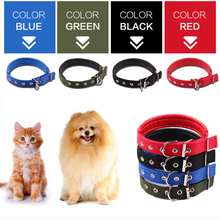 Lovely Soft Skin Lining Polypropylene Let Dog Collar For Harness Leash Tag Muzzle Supplies Multicolor Outdoor Waterproof