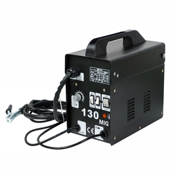 230V NO Gas 120A 130 Portable Welding Machine Kits Gasless MIG Welder Flux UK Stock
