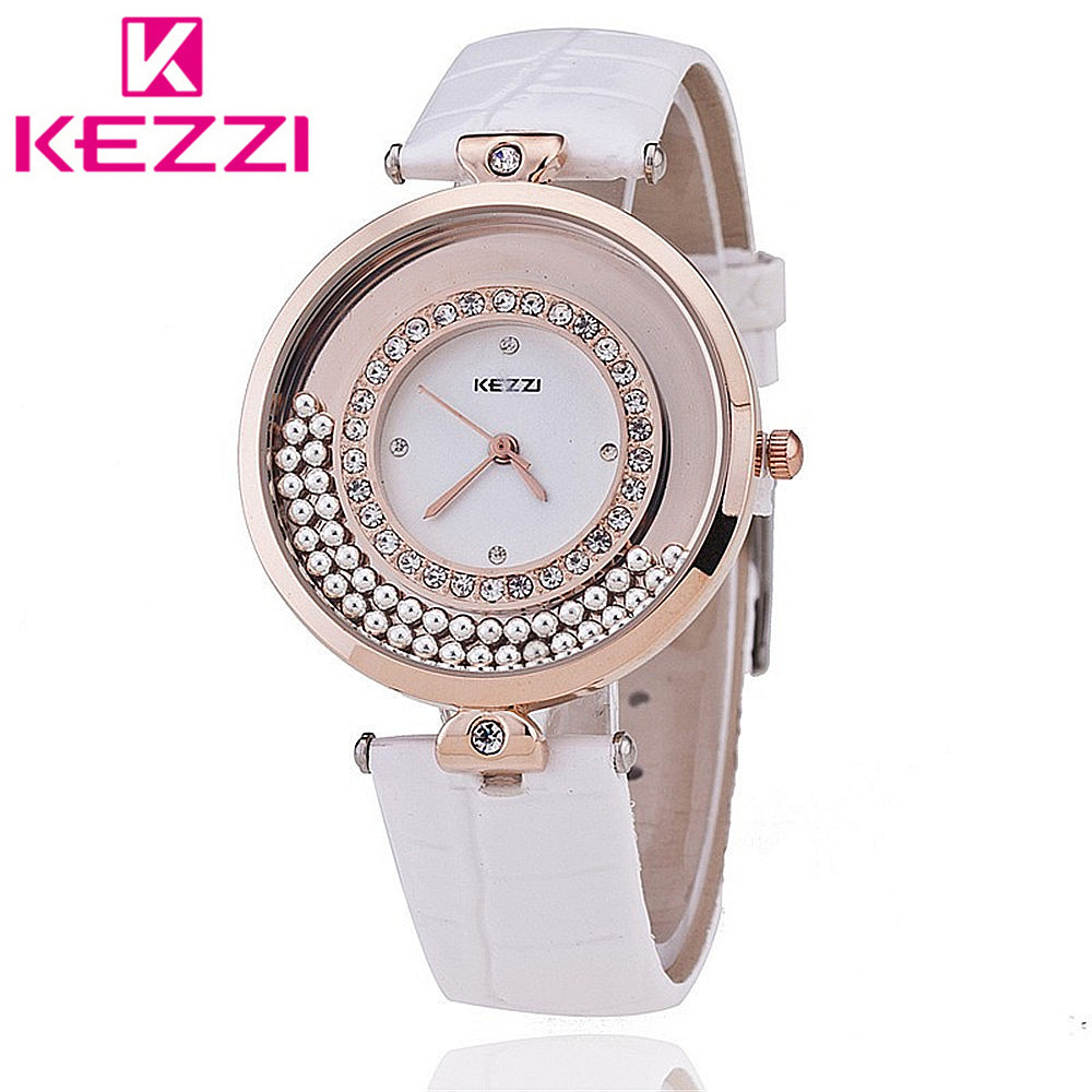 2016 KEZZI Official Authorize Women Brand FashionWristwatch Luxury Brand Ladies Quartz font b Watch b font