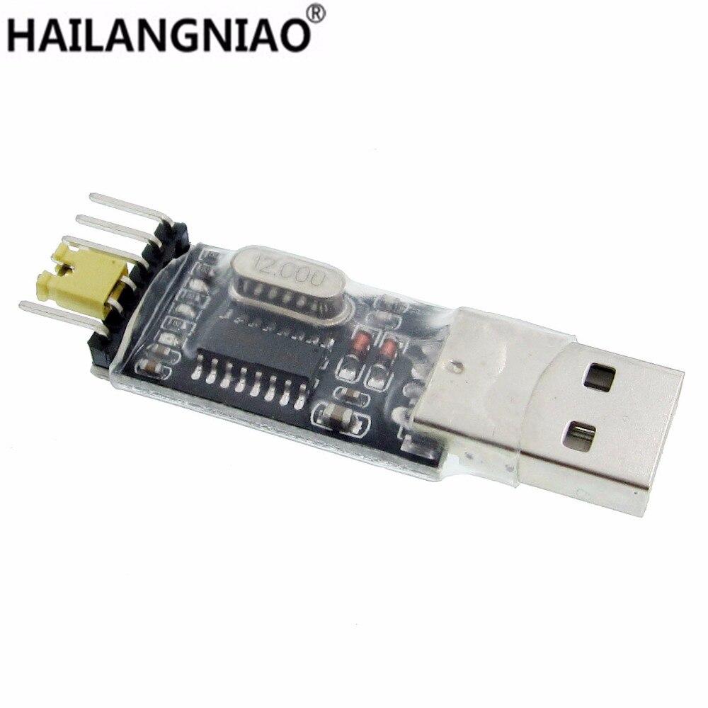 High Quality USB To TTL Converter UART Module CH340G 3.3V 5V Switch For\\