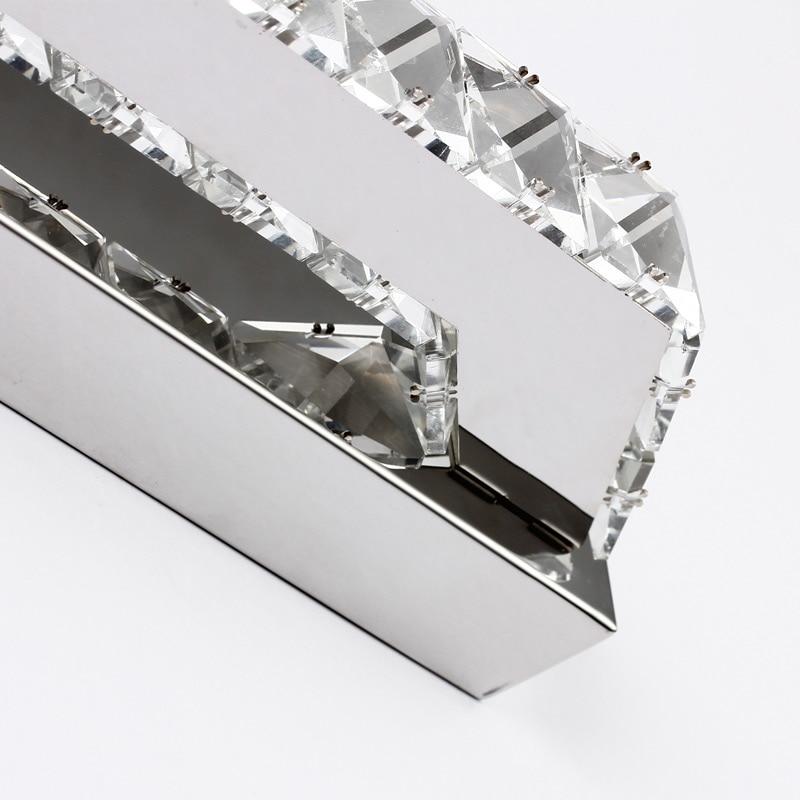 87cm lung de cristal baie oglinda usa lampa 110V / 220V 23W condus - Iluminatul interior - Fotografie 6