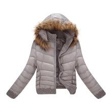 2016 Мода зима Тонкий ультра-тонкие женские модели пуховик большие ярдов женский пальто короткое пальто Топы