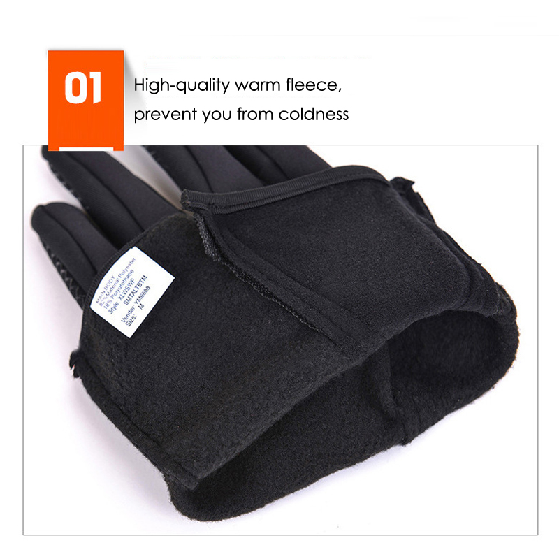 Unisex Touchscreen Winter Thermal Warm